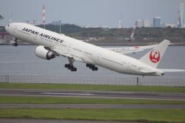 NISSY(NSY)さんが、羽田空港で撮影した日本航空 777-346/ERの航空フォト(写真)