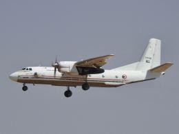corner22さんが、ハルツーム国際空港で撮影したSudan Air Force An-26の航空フォト(飛行機 写真・画像)