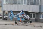 ショウさんが、札幌飛行場で撮影した北海道警察 EC135P1の航空フォト(写真)