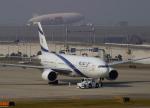 Crosswindさんが、関西国際空港で撮影したエル・アル航空 777-258/ERの航空フォト(写真)