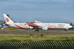 Izumixさんが、成田国際空港で撮影した中国国際航空 777-39L/ERの航空フォト(写真)