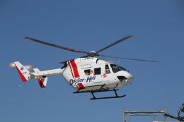 ショウさんが、仙台医療センターで撮影した東北エアサービス BK117B-2の航空フォト(飛行機 写真・画像)