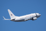 かずまっくすさんが、シドニー国際空港で撮影したオーストラリア空軍 737-7DF BBJの航空フォト(写真)