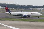 ショウさんが、成田国際空港で撮影したデルタ航空 767-332/ERの航空フォト(写真)