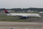 ショウさんが、成田国際空港で撮影したデルタ航空 A350-941XWBの航空フォト(写真)