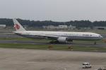 ショウさんが、成田国際空港で撮影した中国国際航空 777-39L/ERの航空フォト(写真)