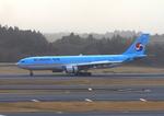 ふじいあきらさんが、成田国際空港で撮影した大韓航空 A330-223の航空フォト(飛行機 写真・画像)