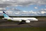 ATOMさんが、新千歳空港で撮影したエアプサン A320-232の航空フォト(写真)