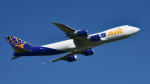パンダさんが、成田国際空港で撮影したアトラス航空 747-87UF/SCDの航空フォト(写真)