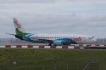 かずまっくすさんが、シドニー国際空港で撮影したエア・バヌアツ 737-8SHの航空フォト(写真)