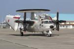 utarou on NRTさんが、那覇空港で撮影した航空自衛隊 E-2C Hawkeyeの航空フォト(写真)