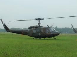 Smyth Newmanさんが、立川飛行場で撮影した陸上自衛隊 UH-1Jの航空フォト(飛行機 写真・画像)