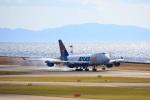 契丹さんが、中部国際空港で撮影したアトラス航空 747-47UF/SCDの航空フォト(写真)