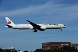 garrettさんが、成田国際空港で撮影した日本航空 777-346/ERの航空フォト(飛行機 写真・画像)