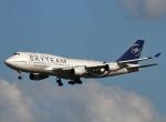 幻想航空 Air Gensouさんが、成田国際空港で撮影したチャイナエアライン 747-409の航空フォト(写真)