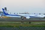 Izumixさんが、成田国際空港で撮影した全日空 787-9の航空フォト(写真)