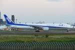 Izumixさんが、成田国際空港で撮影した全日空 777-381/ERの航空フォト(写真)
