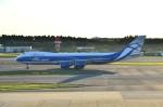ちかぼーさんが、成田国際空港で撮影したエアブリッジ・カーゴ・エアラインズ 747-83QFの航空フォト(写真)
