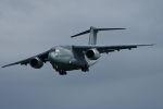 COLT VerRさんが、岡山空港で撮影した航空自衛隊 C-2の航空フォト(写真)