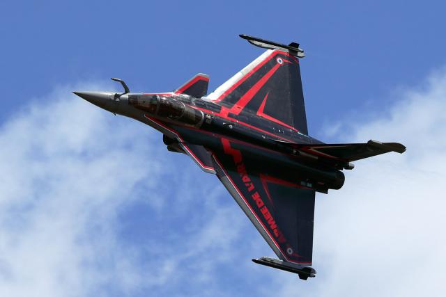 フランス空軍 Dassault Rafale 4-GI フェアフォード空軍基地  航空フォト | by AkiChup0nさん