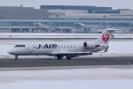 hirohiro77さんが、新千歳空港で撮影したジェイ・エア CL-600-2B19 Regional Jet CRJ-200ERの航空フォト(写真)