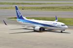 Tango-4さんが、中部国際空港で撮影した全日空 737-881の航空フォト(写真)