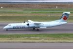 masa707さんが、ポートランド国際空港で撮影したエア・カナダ・エクスプレス DHC-8-402Q Dash 8の航空フォト(写真)