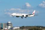 ヤスシさんが、成田国際空港で撮影した日本航空 777-346/ERの航空フォト(写真)