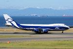 yabyanさんが、中部国際空港で撮影したエアブリッジ・カーゴ・エアラインズ 747-406F/ER/SCDの航空フォト(飛行機 写真・画像)