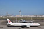 よんすけさんが、羽田空港で撮影した中国東方航空 777-39P/ERの航空フォト(写真)