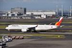 よんすけさんが、羽田空港で撮影したフィリピン航空 A350-941XWBの航空フォト(写真)