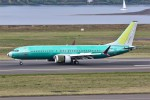 masa707さんが、ポートランド国際空港で撮影したエア・イタリー 737 MAX 8の航空フォト(写真)