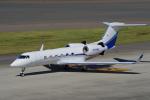 yabyanさんが、中部国際空港で撮影したWilmington Trust Co Trustee G-IV-X Gulfstream G450の航空フォト(飛行機 写真・画像)