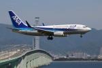 つっさんさんが、関西国際空港で撮影した全日空 737-781の航空フォト(写真)