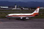 ITM58さんが、小松空港で撮影した南西航空 737-2Q3/Advの航空フォト(写真)