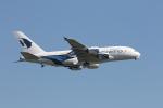 ムッシュさんが、成田国際空港で撮影したマレーシア航空 A380-841の航空フォト(写真)