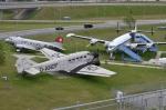 IL-18さんが、ミュンヘン・フランツヨーゼフシュトラウス空港で撮影したルフトハンザドイツ航空 352L (Ju 52)の航空フォト(写真)