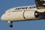 Somaさんが、成田国際空港で撮影した日本航空 787-9の航空フォト(写真)