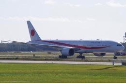 Parsleyさんが、千歳基地で撮影した航空自衛隊 777-3SB/ERの航空フォト(飛行機 写真・画像)