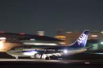 fukubeeさんが、伊丹空港で撮影したANAウイングス 737-5L9の航空フォト(写真)