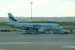 Ridleyさんが、ヘルシンキ空港で撮影したフィンエアー A319-112の航空フォト(飛行機 写真・画像)