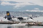 とおまわりさんが、バンクーバー・ハーバー・ウォーター空港で撮影したウェスト・コースト・エア DHC-6-100 Twin Otterの航空フォト(写真)