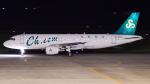 にっしーさんが、高松空港で撮影した春秋航空 A320-214の航空フォト(写真)