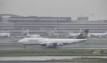 やす!さんが、羽田空港で撮影したルフトハンザドイツ航空 747-830の航空フォト(写真)
