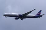 Willieさんが、成田国際空港で撮影したアエロフロート・ロシア航空 777-3M0/ERの航空フォト(写真)