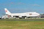 ゴンタさんが、羽田空港で撮影した日本航空 747-146B/SR/SUDの航空フォト(写真)