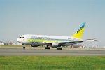 ゴンタさんが、羽田空港で撮影したAIR DO 767-281の航空フォト(写真)