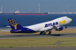 yabyanさんが、中部国際空港で撮影したアトラス航空 747-412F/SCDの航空フォト(写真)