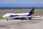yabyanさんが、中部国際空港で撮影したアトラス航空 747-47UF/SCDの航空フォト(写真)