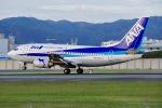 ryo738さんが、伊丹空港で撮影したANAウイングス 737-54Kの航空フォト(写真)